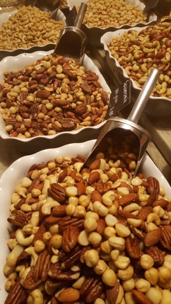 Gebranden noten